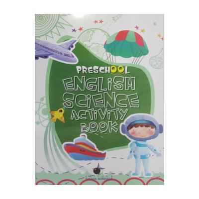 Preschool English Science Activity - STIINTA (Adelina Carmina Amza)