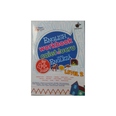 English workbook Level 2 - caiet de lucru pentru limba engleza