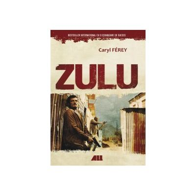Zulu - Caryl Ferey