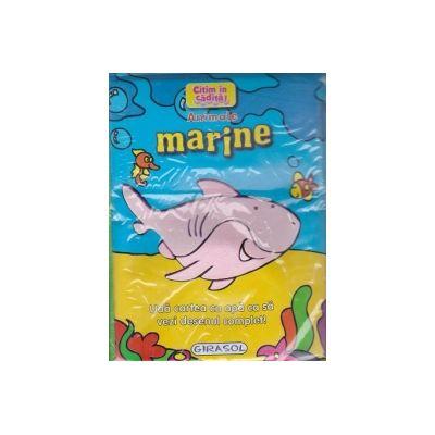 Animale marine - Citim in cadita