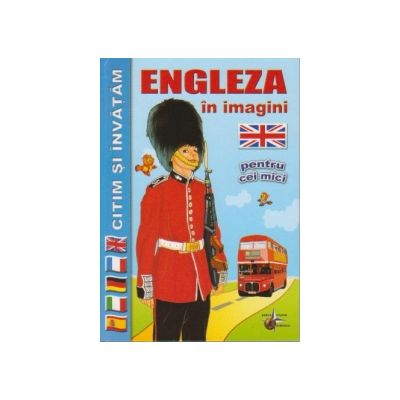Engleza in imagini pentru cei mici (Emilia Neculai)