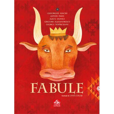 Fabule (George Topirceanu, Anton Pann, Grigore Alexandrescu)
