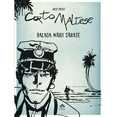 Corto Maltese 1. Balada marii sarate - Hugo Pratt