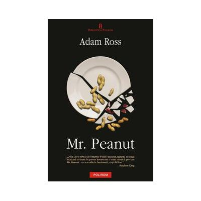 Mr. Peanut (Adam Ross)