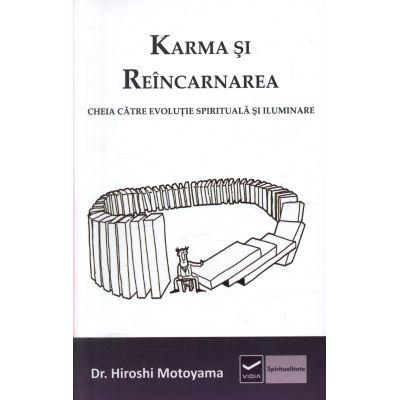 Karma si Reincarnarea (Hiroshi Motoyama)
