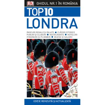 Top 10. Londra. Ghiduri turistice vizuale - Roger Williams