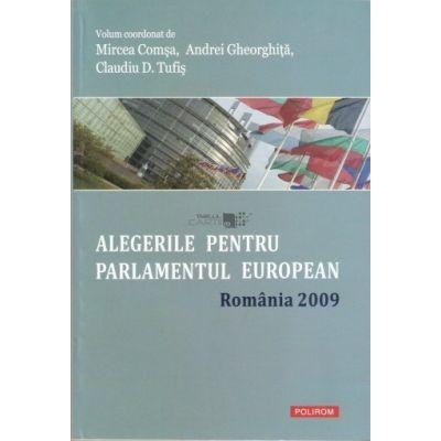 Alegerile pentru Parlamentul European - Romania 2009 (Claudiu D. Tufis)