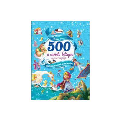 Cartea mea cu 500 de cuvinte bilingve - Aramis