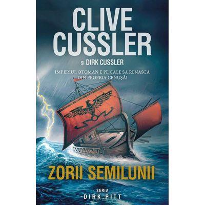 Zorii semilunii - Clive Cussler si Dirk Cussler