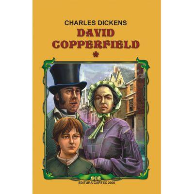 David Copperfield - Charles Dickens ( 3 volume )