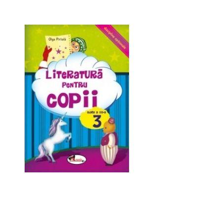 Literatura pentru copii, clasa a III-a - Olga Paraiala