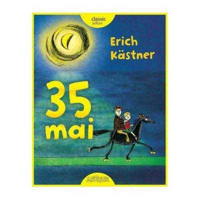 35 mai sau Konrad porneste calare spre Marile Sudului - Erich Kästner
