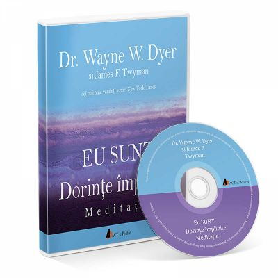 Eu sunt dorinte implinite - Meditatie - Audiobook