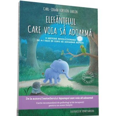 Elefantelul care voia sa adoarma, Carl-Johan Forssen Ehrlin