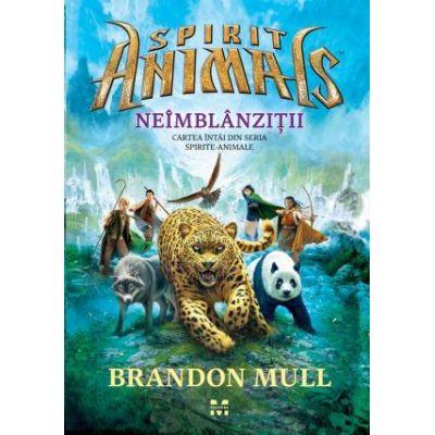 Neimblanzitii. Spirite-Animale 1 - Brandon Mull
