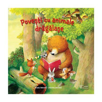Povesti cu animale dragalase - Paloma Wensell, Ulises Wensell