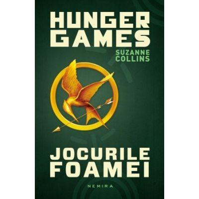 Jocurile foamei (Trilogia Jocurile foamei, partea I, paperback) - Suzanne Collins