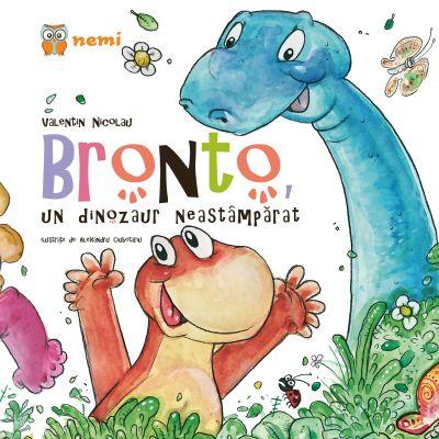 Bronto, un dinozaur neastamparat - Valentin Nicolau