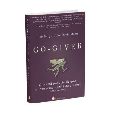 Go-giver - Bob Burg, John David Mann