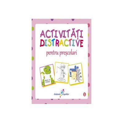 Activitati distractive pentru prescolari 2 - Roxana Geantă