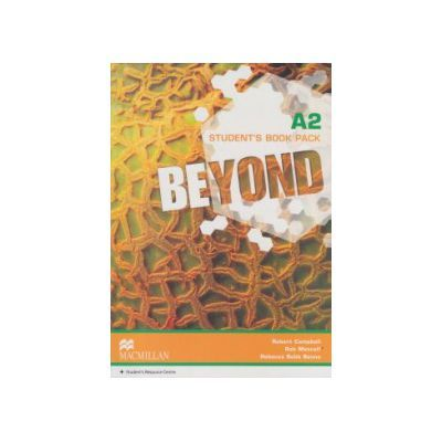 Beyond Student's Book Pack Level A2 - Robert Campbell