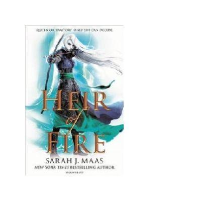 Heir of Fire - Sarah J Maas