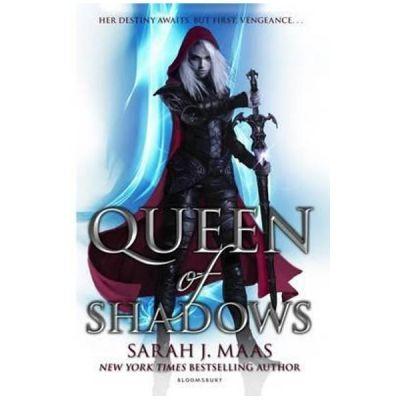 Queen of Shadows - Sarah J Maas