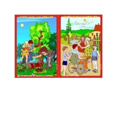 Fapte bune ale copiilor - Nicolae Cristea