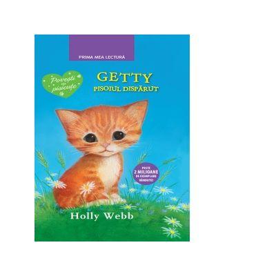 Getty, pisoiul disparut - Holly Webb