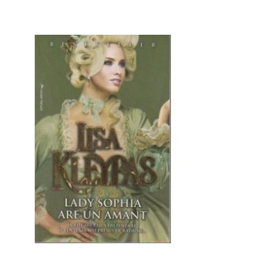 Lady Sophia are un amant - Lisa Kleypas
