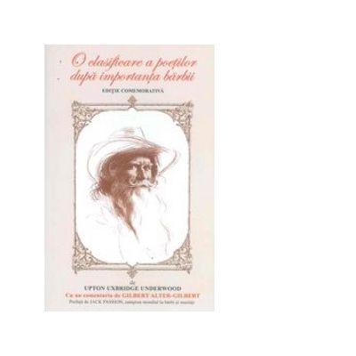 O clasificare a poetilor dupa importanta barbii (Upton Uxbridge Underwood)
