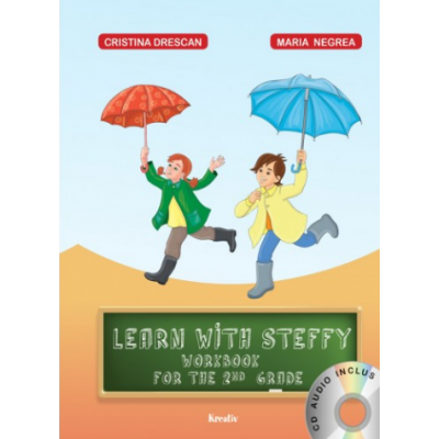 Learn with Steffy cls. a II-a - Cristina Drescan