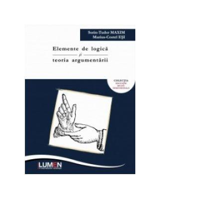 Elemente de logica si teoria argumentarii