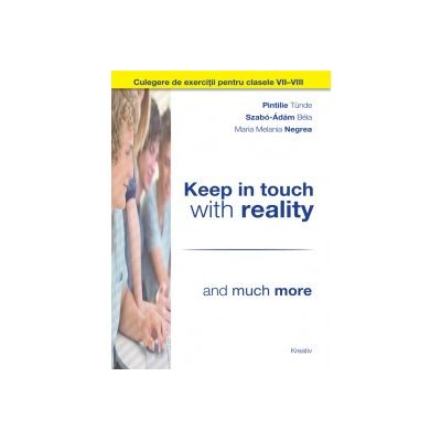 Keep in touch with reality – and much more - P. Tunde