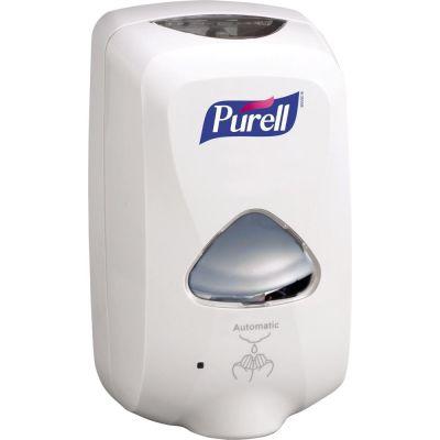 Dozator automat pentru gel dezinfectant Purell TFX ( cap 1200 ml ) + Rezerva Purell Everywhere 450 ( 450 ml )