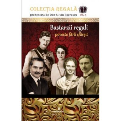 Bastarzii regali - poveste fara sfarsit - Dan-Silviu Boerescu