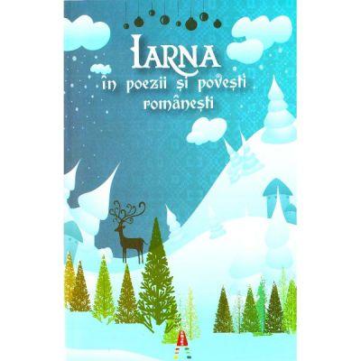 Iarna in poezii si povesti romanesti