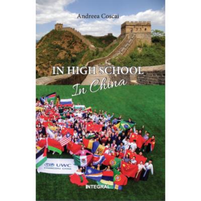 In High School in China - Andreea Coscai