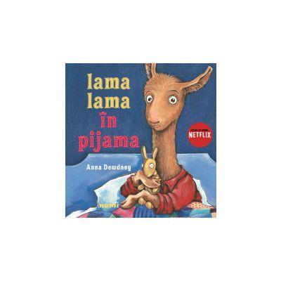 Lama lama in pijama - ANNA DEWDNEY
