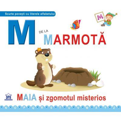 M de la marmota. Cartonata - Greta Cencetti