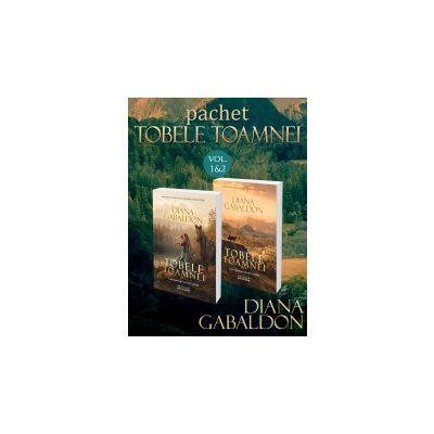 Pachet Tobele toamnei 2 vol. (Seria Outlander, partea a IV-a) - DIANA GABALDON