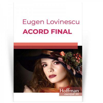 Acord final - Eugen Lovinescu