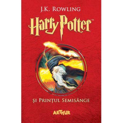 Harry Potter si Printul Semisange 6 - J. K. Rowling