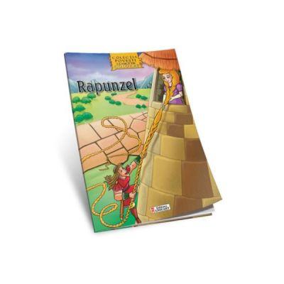 Rapunzel. Povesti clasice de colorat