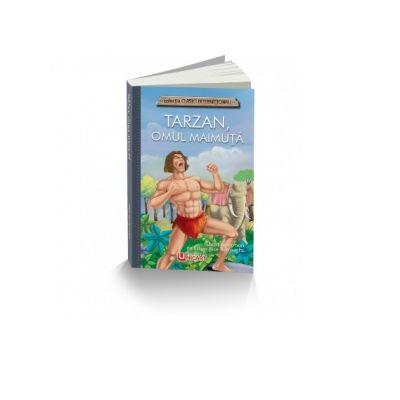 Tarzan, omul maimuta - Edgar Rice Burroughs