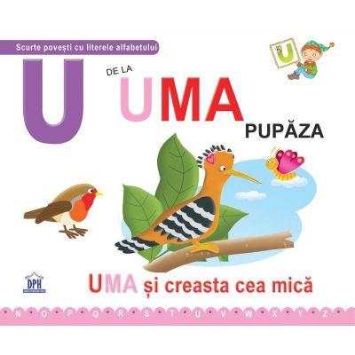U de la Uma, pupaza. Cartonata - Greta Cencetti