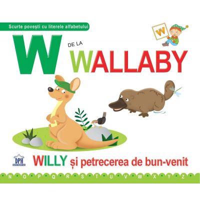 W de la Wallaby. Necartonata - Greta Cencetti
