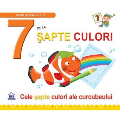 7 de la sapte culori. Necartonata - Greta Cencetti