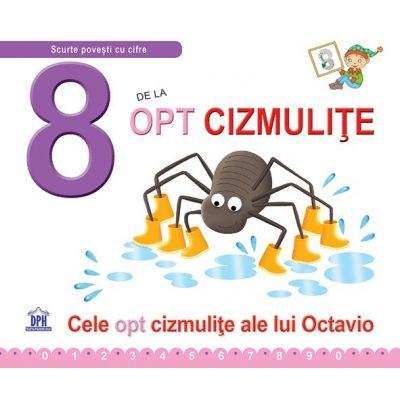 8 de la opt cizmulite. Necartonata - Greta Cencetti
