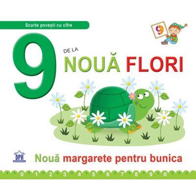 9 de la noua flori. Cartonata - Greta Cencetti